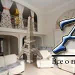 Просторные апартаменты смезонином ивидом наморе вдворце сизысканной архитектурой «бель эпок», Симье, Ницца, Франция