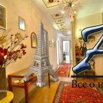Ницца, 5-комнатная квартира 142м² сремонтом вцентре города.