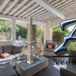 Уютная вилла свидом наморе, террасами, собственным садом иотдельными апартаментами нацокольном этаже, Вильфранш-сюр-Мер, Франция