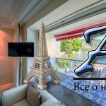 Квартира в городе Больё-сюр-Мер                              48.00 м2, 1 спальня