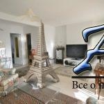 Элегантные апартаменты стеррасой, погребом ипарковкой, впрестижном районе, рядом сцентром города, Бадин, Жуан ле Пен, Франция