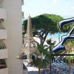 Трехкомнатная квартира рядом спляжем— Жуан ле Пен