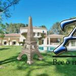 Красивая вилла ссобственным участком, садом, бассейном игаражом вспокойном районе, Мужен, Франция